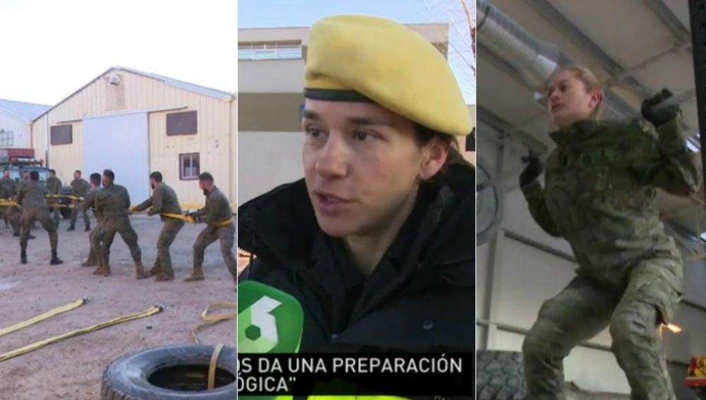 La UME, Unidad Militar de Emergencia