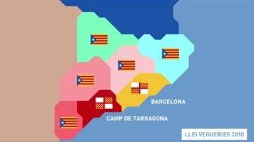 Provincias de Tabarnia