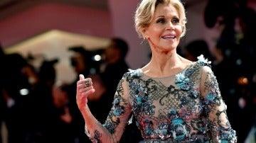 Jane Fonda en una imagen de archivo