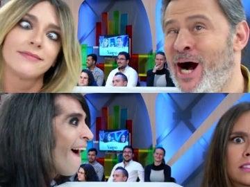Anna Simon, Miki Nadal, Mario Vaquerizo y Cristina Pedroche