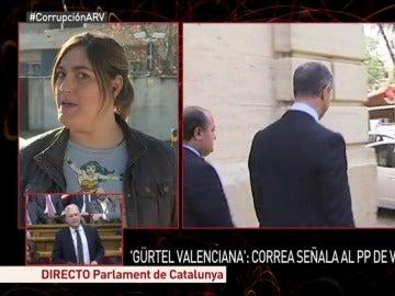 Loreto Ochando, en Al Rojo Vivo