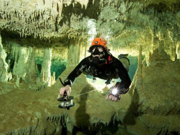 Sac Actun, en México, es el sistema de cuevas más grande del mundo