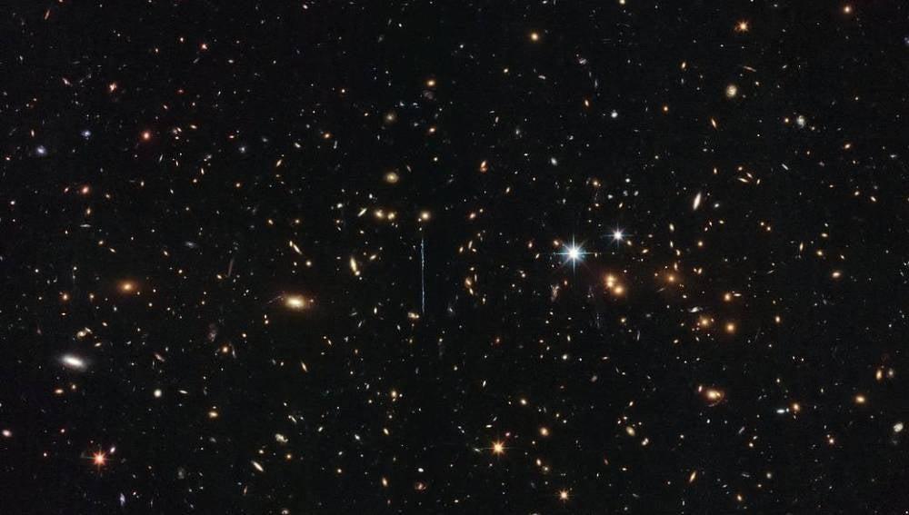 Los astrónomos detectaron por primera vez la existencia de 'El Gordo' en el 2014
