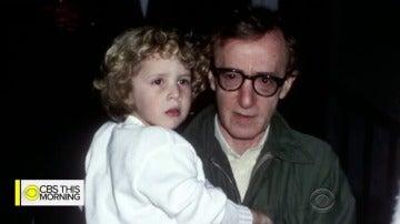 Los actores dan la espalda a Woody Allen ante las acusaciones de su hija