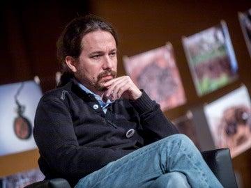 Pablo Iglesias, Secretario Geneneral de Podemos