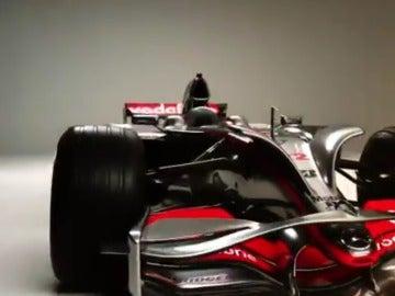Imagen del anuncio de la presentación del MCL33 de McLaren