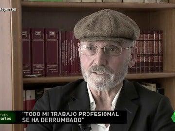 """Jesús Carballo se defiende: """"En mi vida he abusado de nadie, y menos de gimnastas"""""""