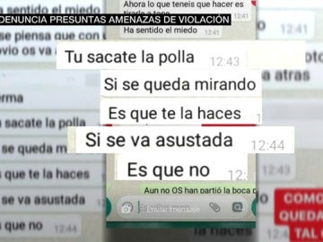 Presuntas amenazas de violación a una joven en Albacete