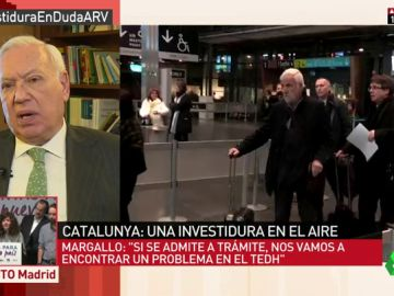 """Margallo: """"Un señor que ha dado un golpe de Estado y que va seguir por la misma línea no puede gobernar la Generalitat"""""""