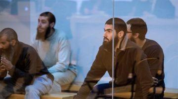 El acusado de yihadismo en el banquillo
