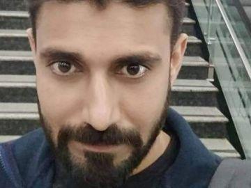 Rajesh Maru, de 32 años, en sus redes sociales