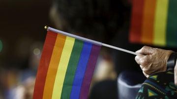 Bandera LGTBI (archivo)
