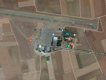 Aeródromo de Ocaña, Toledo