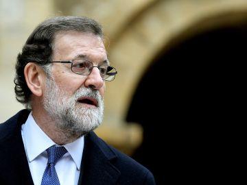 Mariano Rajoy felicita al rey por su 50 cumpleaños