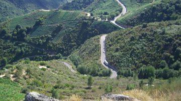 Rutas por España