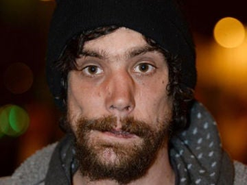 Chris Perker, el sintecho condenado tras el atentado en Mánchester