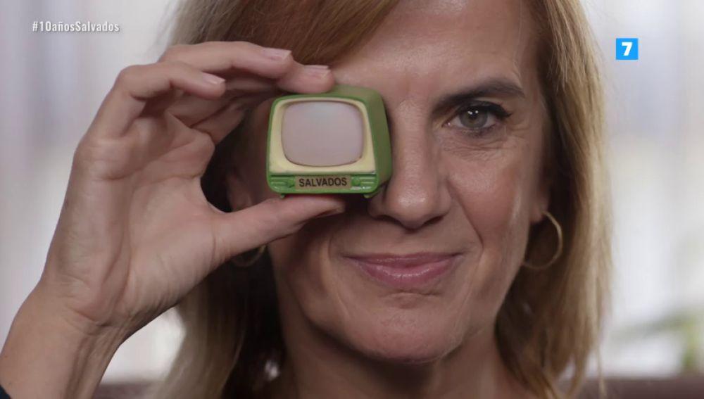 """Gemma Nierga hace un balance de los diez años de Salvados: """"La primera vez que vi a Jordi Évole recuerdo que no me gustó"""""""