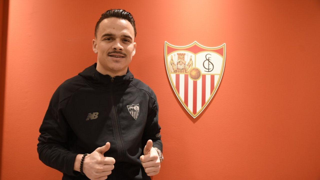 Roque Mesa llega cedido al Sevilla