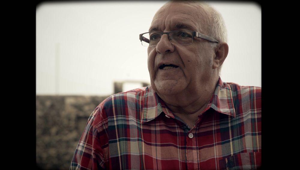 Antonio Morales, tripulante de 'El Junquito'