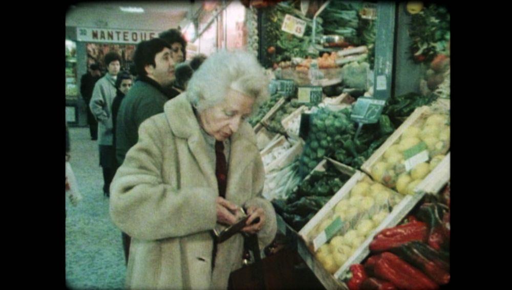 Ancianos en 1985