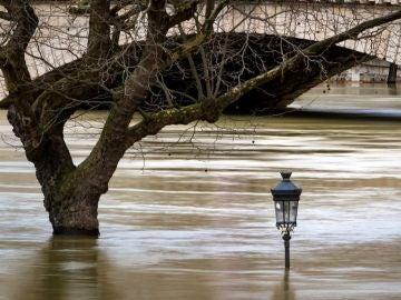 Crecida del Río Sena