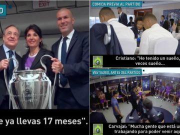 Los detalles de la 'Duodécima' del Real Madrid