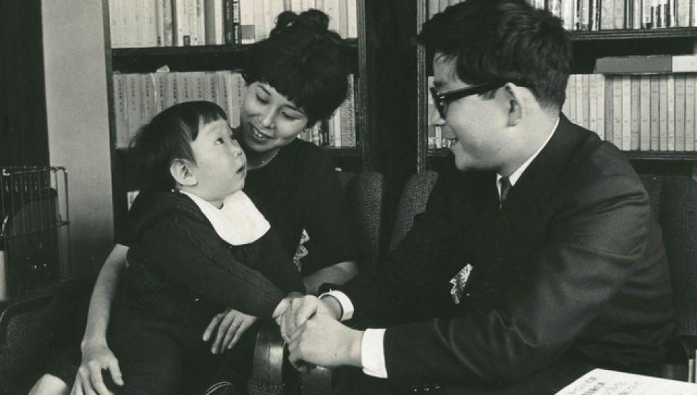 El hijo de Kenzaburo Oe