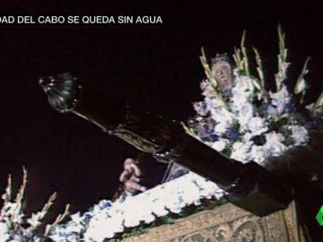 """El día que se planteó evacuar la ciudad de Sevilla por la grave sequía y se sacó a la """"virgen para pedirle agua"""""""