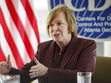 Fitzgerald, exdirectora de los Centros para el Control de Enfermedades de EEUU