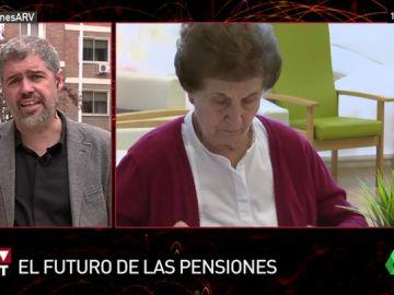 """Unai Sordo: """"Que haya pensiones públicas suficientes en el futuro es cuestión de una decisión política"""""""