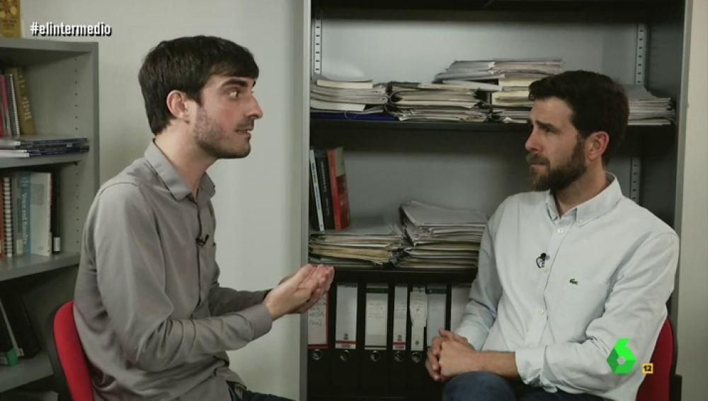 Pablo Simón y Gonzo