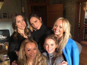 El reencuentro de las Spice Girls