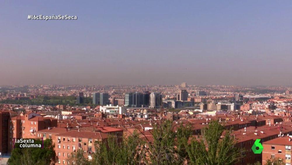 La contaminación en Madrid