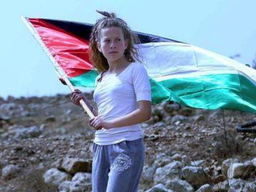 Ahed Tamimi - activista palestina encarcelada