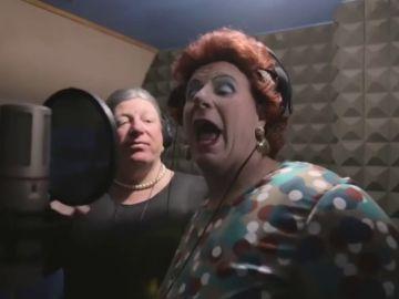"""Los Morancos denuncian la brecha salarial en su nuevo videoclip: """"El presidente se tanga"""""""