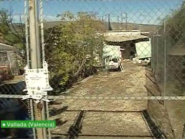Hallan a dos personas muertas en una caseta de campo en Vallada, Valencia