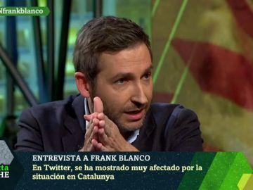 Frank Blanco en laSexta Noche