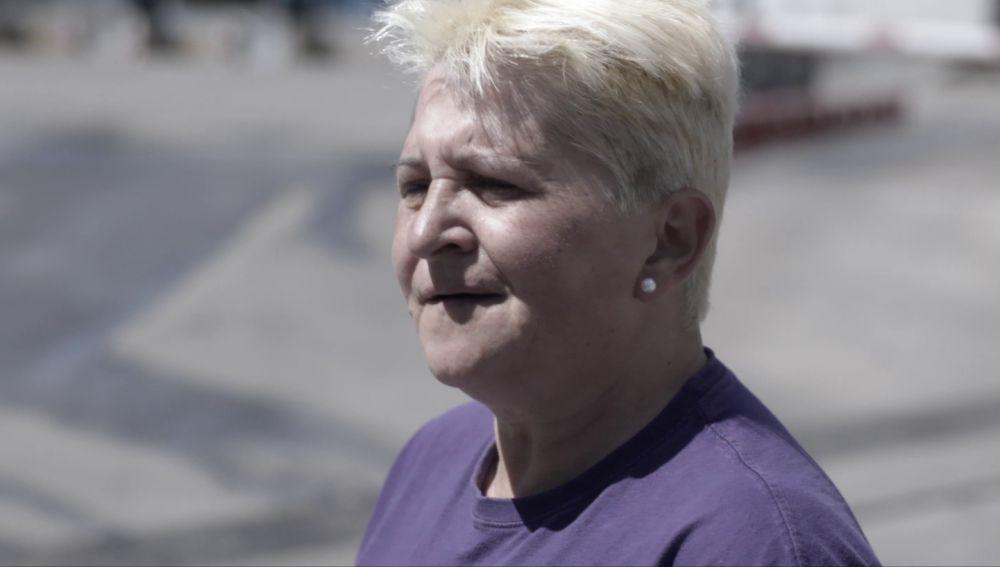 Montse Castañé, coordinadora obrera sindical