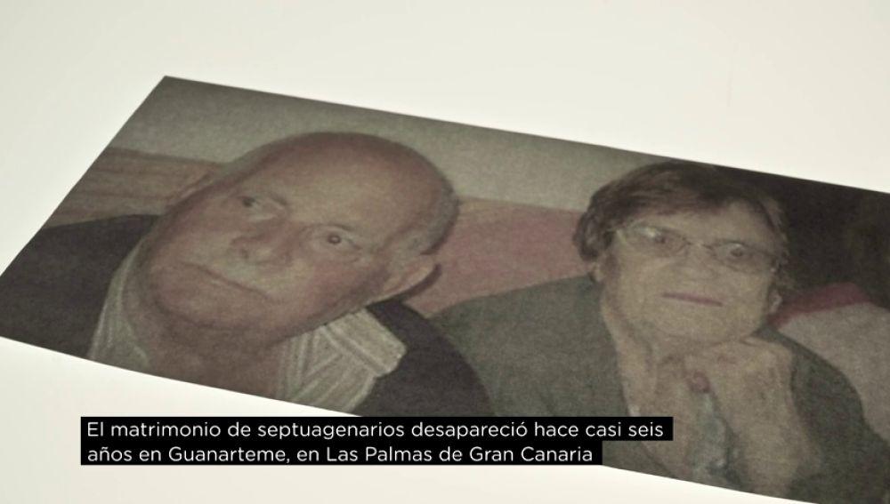 Antonio Quesada y Ana María Artiles
