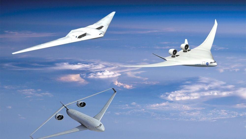 Aviones del futuro