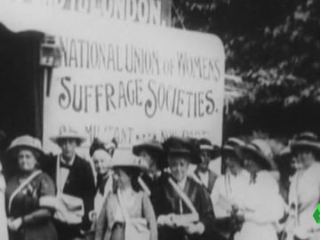100 años de uno de los hitos feministas en Europa: las sufragistas británicas lograron legalizar el voto femenino