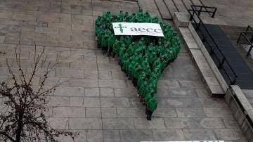 La AECC recuerda a los pacientes con cáncer que no están solos
