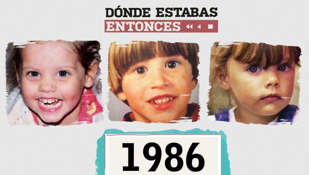 Famosos nacidos en 1986