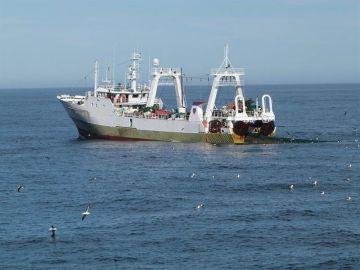 Argentina captura un pesquero español con 320 toneladas de pescado fresco