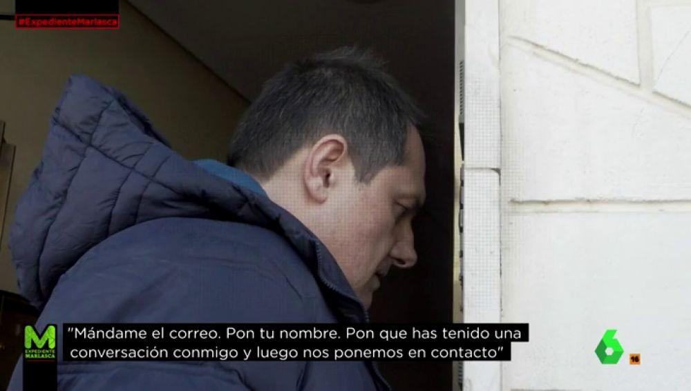 Expediente Marlasca habla con Vicente Herrera