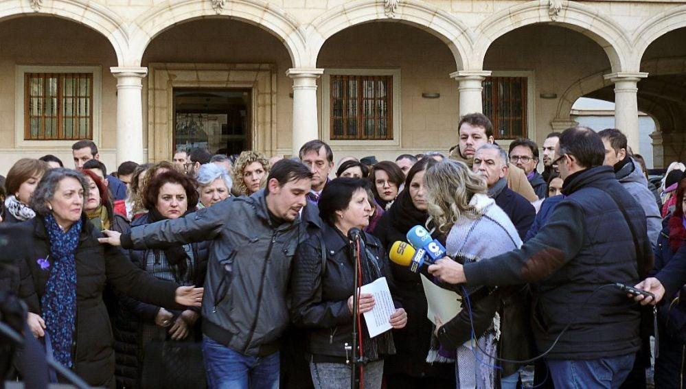 Concentración en Guadix contra la última víctima de la violencia machista