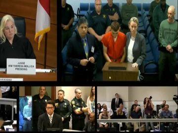 Ante la juez el autor de la matanza de Florida