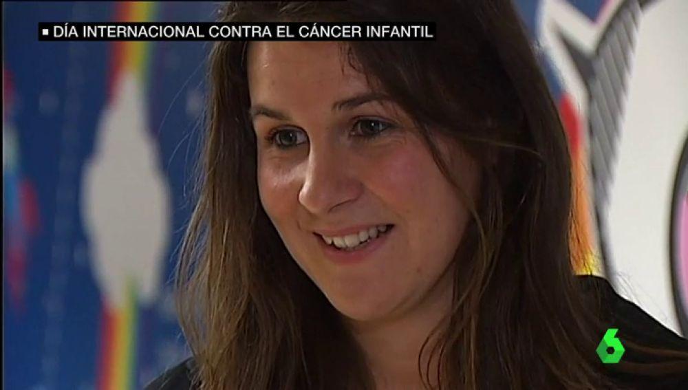 Superviviente del cáncer infantil