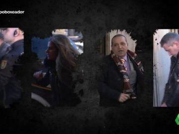 Los condenados por el asesinato de Roberto Larralde