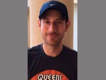 Scott Beigel, profesor de Geografía, en el instituto de la matanza de Florida